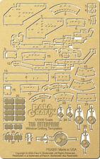 Star Trek TOS Enterprise 1/1000 Scale Window Drilling Templates 26TPG25