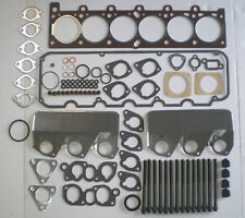 FOR BMW E30 E34 325i 325ix 525i 525ix 525e ENG M20 85-91 HEAD GASKET SET + BOLTS
