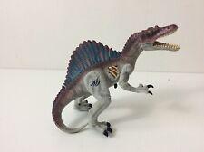 Jurassic Park III Aqua Attack Spinosaurus Toy Model Dinosaur 2 sounds + action