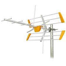 MINI ANTENNA LTE COMBO YAGI TELEVES 111842 VHF UHF MINIMO INGOMBRO 70CM