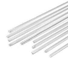 10pcs 1.6mm Metal Aluminum Low Temperature Welding Brazing Rod Magnesium 450mm