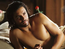 Orlando Bloom UNSIGNED photo - D969 - TOPLESS!!!! - SEXY!!!!