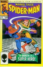 Marvel tales # 182 (réimpressions Amazing spiderman # 42) (états-unis, 1985)