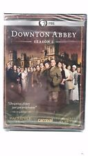 PBS Downtown Abbey Season 2 (DVD 2012)  Just Got Even Better - Sealed! Brand New