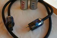 Purefonics Momus Powercord 150 cm équipés de véritable oyaide P-037e et C -037 Plug