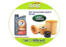 Kit Tagliando Olio LAND ROVER FRELANDER(I) 2.0 TD4 80Kw/109cv dal 2010 AL 03/03