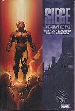 Siege - X-Men  Marvel Hardcover Graphic Novel - NEW/Sealed