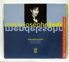 MARIE-JOSÈPHE JUDE - MENDELSSOHN piano works LYRINX CD NM