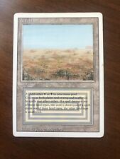Magic The Gathering: Magic The: Scrubland-Revised