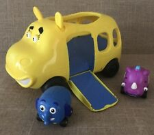 PBS Jungle Junction Hippo Bus & Friends