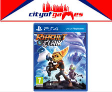 Ratchet and Clank PS4 New & Sealed Post In Stock