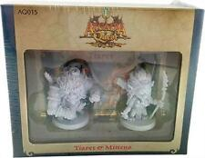 Arcadia Quest Tiaret and Mittens Game Figure Cool Mini Or Not COL AQ015