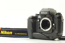 【MINT】 Nikon F4S SLR Professional Film Camera Body MB-21 DP-20 from JAPAN #N-891