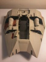Star Wars SNOWSPEEDER Hoth Incomplete Parts HASBRO POTF2 POWER OF THE FORCE 1996