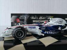 MINICHAMPS 1:43 - BMW SAUBER F1.08 - KUBICA CANADA GP 2008 - RARO -400080104