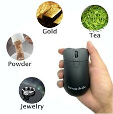 200g x 0.01g Portable High Precision  Digital Mouse Scale Battery Included