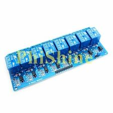 5V 8 Channel Relay Module with Optocoupler for PLC Arduino