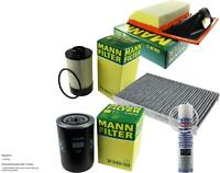 Mann-Filter + Air Cleaner For Iveco Daily V Pickup/Chassis Box/