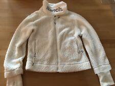 Bench Fleecejacke / Fleece Jacke Grösse XL weiß / beige
