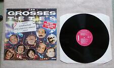 VINYLE 33T LP/ LES GROSSES TÊTES VOUS SOUHAITENT UNE JOYEUSE ANNÉE 1988 VOL 2