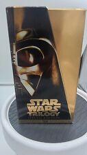 Star Wars Original Trilogy Box Set (VHS, 1997) Gold Special Edition Lucas Films