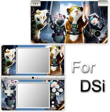 Cute Pet Skin Guinea Pig Mouse STICKER DECAL for DSi