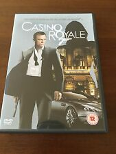 007 CASINO ROYALE  - 2 DVD COLLECTORS EDITION + SPECIAL FEATURES 138 MIN INGLES