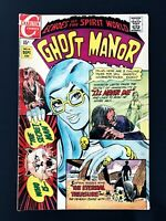 GHOST MANOR #14 CHARLTON COMICS 1970 FN+