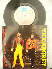 THE SECRET NIGHT AFTER NIGHT / WHAT IS WRONG oval 7404 ........ 45rpm