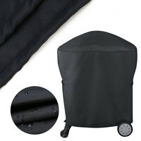 BBQ Rolling Grill Cover for Weber Q1000/2000 #7113 Cart Waterproof Garden Home