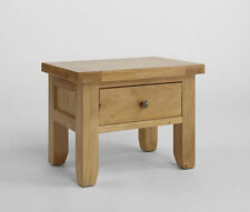 Unbranded Oak Contemporary Side & End Tables