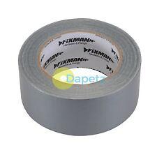 Cinta Plateada - 50 Mm x 50 M plata PE recubierto con Adhesivo Pegamento para masa fundida caliente