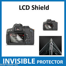 Canon Eos 750d, Rebel t6i, Kiss X8i Dslr Invisible Protector De Pantalla Lcd Shield