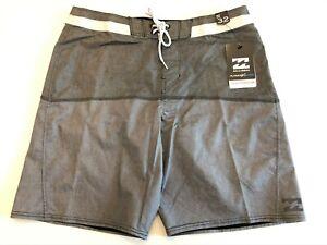 """Billabong New Shifty X Boardshort Trunk 19"""" Men's Swimwear Bathing Suit Size 32"""