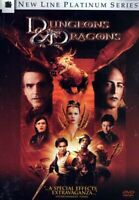 DUNGEONS AND DRAGONS - NEW LINE PLATINUM SERIES (KEEPCASE) (DVD)