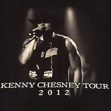 licensed Kenny Chesney t shirt-2012 Brothers Of The Sun Tour-looks Unused-(L)