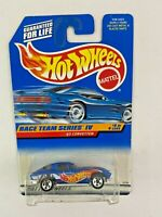 Hot Wheels Race Team 63 Corvette 1997 Number 728 Die Cast Car 18794