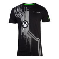MICROSOFT Xbox The System T-Shirt Male Extra Extra Large Black (TS707678XBX-2XL)