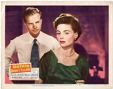 DOROTHY MCGUIRE WILLIAM LUNDIGAN MOTHER DIDN'T TELL ME 11x14 Lobby Card LC675