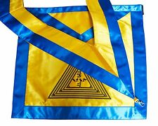Masonic Scottish Rite 20 Degree Master Of The Symbolic Lodge Regalia Collar