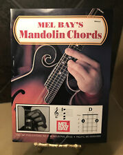 Mel Bay's Mandolin Chords. 1A Classic. 1963. 32 Pages.