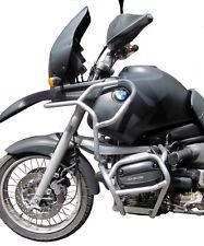 Paramotore HEED BMW R 1100 GS (95-99) - superiore e inferiore argento protezione
