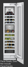 Gaggenau Rw414761 Vario 400 Series 18 Inch Wine Cooler Panel Ready