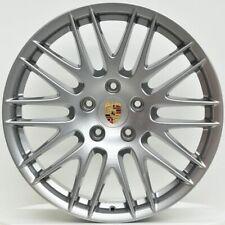20 Inch Genuine Porsche Cayenne Alloy Wheels GTS Spyder BBS RD537 Set of 4