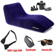 Sex mobilier gonflable canapé chaise Tantra Sofa produit pour Kamasutra et relax