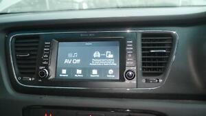 KIA CARNIVAL/GRAND CARNIVAL RADIO UNIT CD PLAYER  RADIO/CD W/ BLUETOOTH, YP, 02/