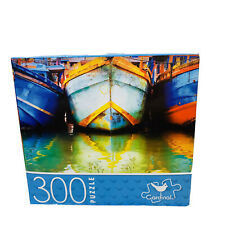 Fishing Boats - Puzzle - 300 Pc - New