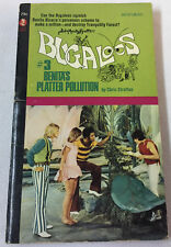 1971 Sid+Marty Krofft BUGALOOS #3 Benita's Platter Pollution paperback book