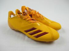 NEW adidas Adizero 5-Star 7.0 40 NFL - Gold/Maroon Cleats (Men's 12)
