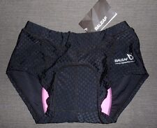 BALEAF SPORTS Women's BLACK Padded Bicycle Cycling Underwear Shorts ~NWT~ Small